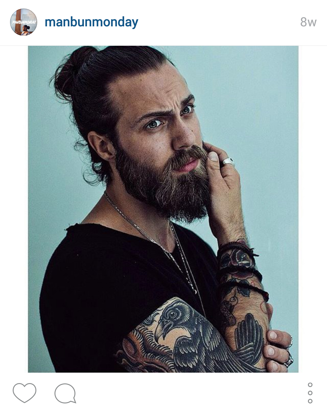 The Man Bun: Love it or hate it - DearHairdresser.ca