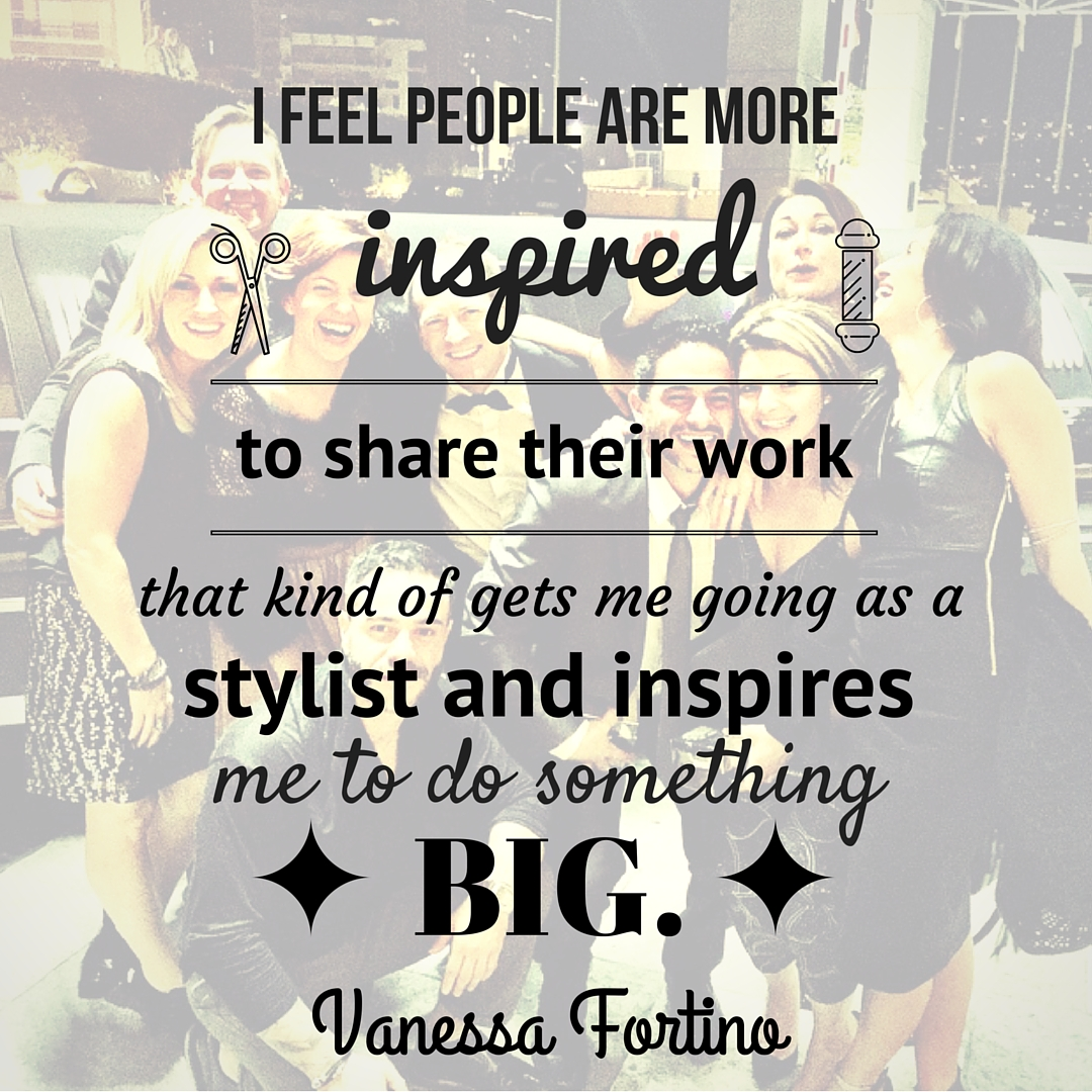 Shop Talk Vanessa Fortino - DearHairdresser.ca 2