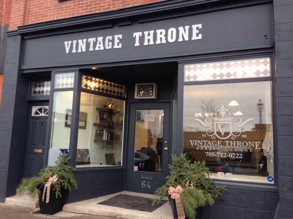 Vintage Throne - Dear Hairdresser.ca 2