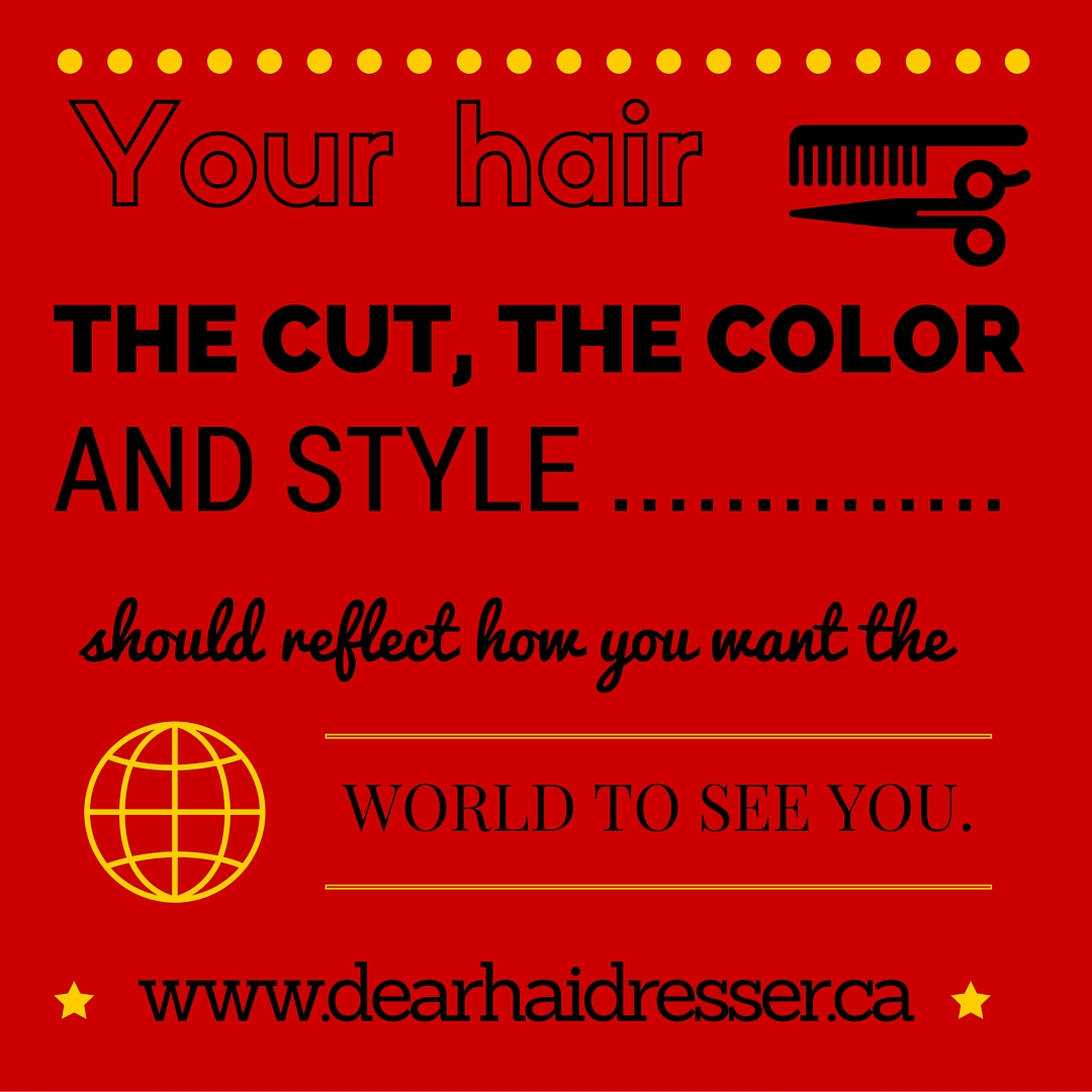 Love Yourself - DearHairdresser.ca