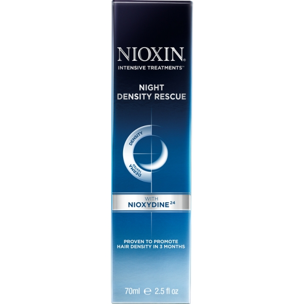 Nioxin Night Density Rescue - DearHairdresser.ca