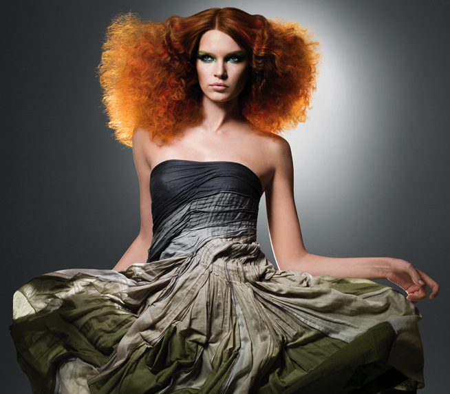 Nature's Goddess Trend Vision 2010 - DearHairdresser.ca
