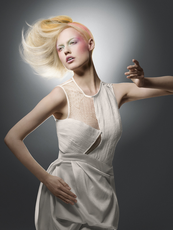 Techno Poetry TrendVision 2010 - DearHairdresser.ca